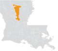 Louisiana Senate District 35 (2010).png