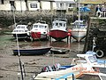 Low Tide in Polperro Harbour - panoramio (3).jpg