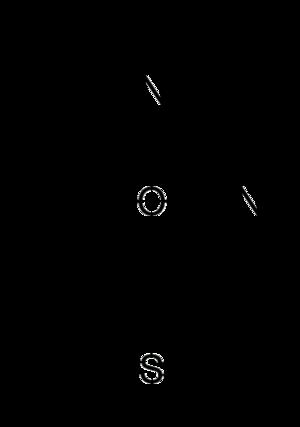 AP endonuclease - Lucanthone
