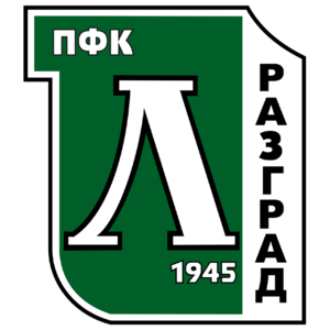 PFC Ludogorets Razgrad - Previous crest used until 2016.
