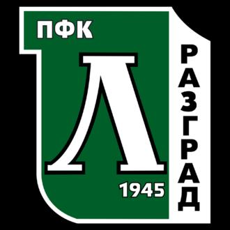 PFC Ludogorets Razgrad - Previous crest used until 2016.