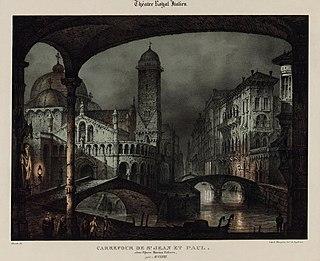 <i>Marino Faliero</i> (opera) 1835 tragic opera by Gaetano Donizetti