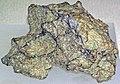Lunaite (lunar picrite) (Northwest Africa 6950 Meteorite) 2 (17381788402).jpg