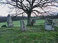 Lundin Stone Circle - geograph.org.uk - 307069.jpg