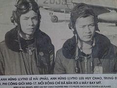 Luu Huy Chao & Le Hai