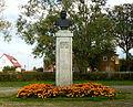 Luuletaja Ernst Enno (1875-1934) monument.JPG