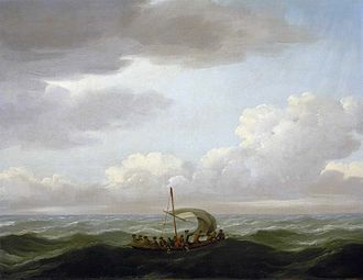 Luxborough Galley - Image: Luxenborough galley, yawl