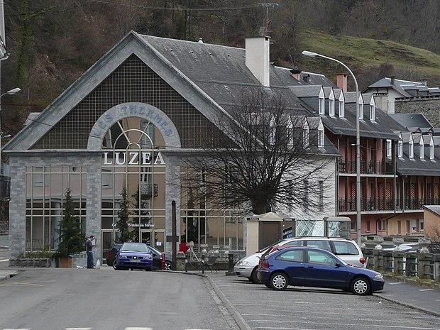 Monument historique à Luz-Saint-Sauveur