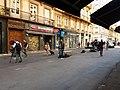 Lyon 2e - Rue Victor Hugo, au lendemain de l'attentat au colis piégé, il ne reste que des journalistes.jpg