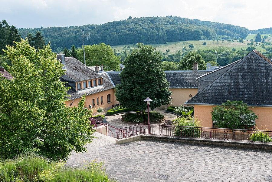 D'Märei vun der Ärenzdallgemeng zu Miedernach.