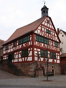 Mönchberg Altes Rathaus