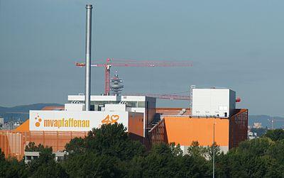 Picture of Müllverbrennungsanlage Pfaffenau / Biogas Wien