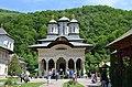 Mănăstirea Lainici, Biserica Nouă 01.JPG