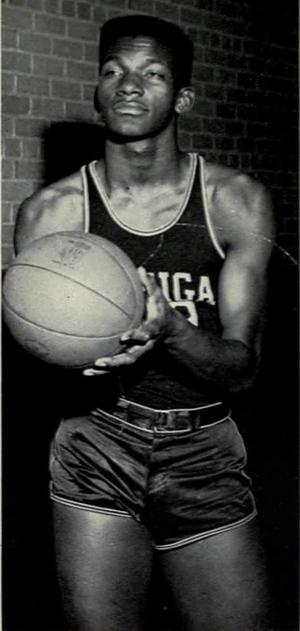 M. C. Burton Jr. - Burton in 1957