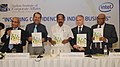 "M. Veerappa Moily launching the Compendium ""State of Corporate Governance In India"" at the inauguration of a Conference on Corporate Governance ""INSPIRING CONFIDENCE IN INDIAN BUSINESS"".jpg"
