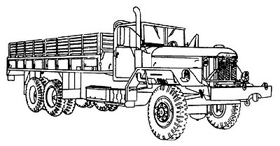 M809 5tトラック - Wikiwand