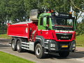 MAN tipper truck, den Breejen Infra.JPG