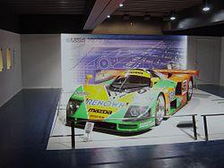 Mazda 787B at the Mazda Museum.