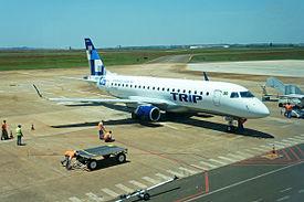 2dd5c2cb19a2 TRIP Linhas Aéreas – Wikipédia, a enciclopédia livre