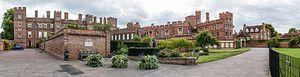 Eton College - Eton College, Provost's Garden