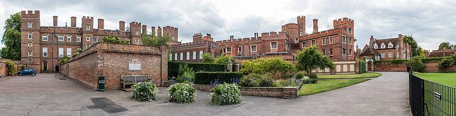 Eton College, Provosts Garten