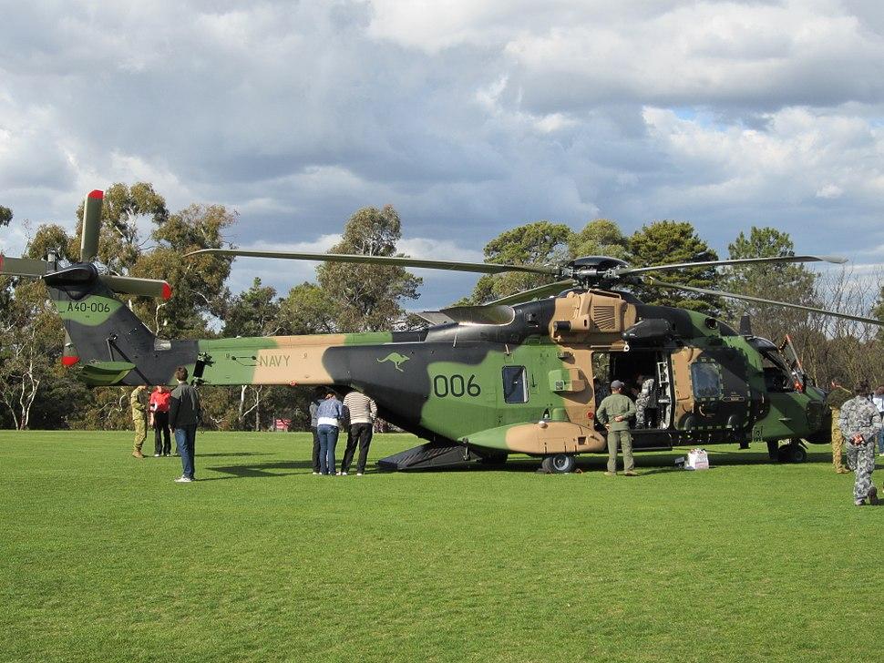 MRH-90 August 2011