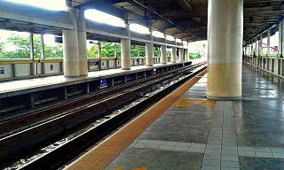 Santolan station (MRT)