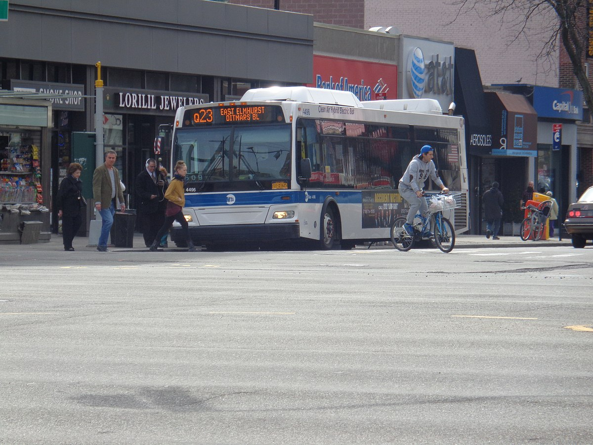 Q23 New York City Bus Wikipedia