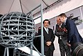 Ma Ying-jeou in Taipei Performing Arts Center groundbreaking ceremony 20120216.jpg