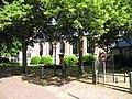 Maasland - Kerkplein met hek.jpg