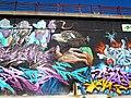 Madrid - Graffitis en Chamartín 07.jpg