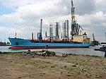 Maersk Borneo, IMO 9341445, pic7.JPG