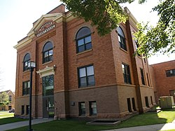 Mahnomen County Courthouse in Mahnomen