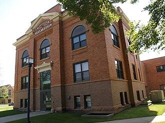 Mahnomen County Courthouse - Image: Mahnomen County Courthouse