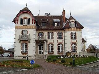 Tavaux Commune in Bourgogne-Franche-Comté, France