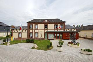 Roncherolles-sur-le-Vivier Commune in Normandy, France