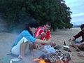 Majon Beach Guest House, DPRK (15042073626).jpg