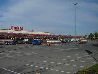 Makro - Makro in Spain