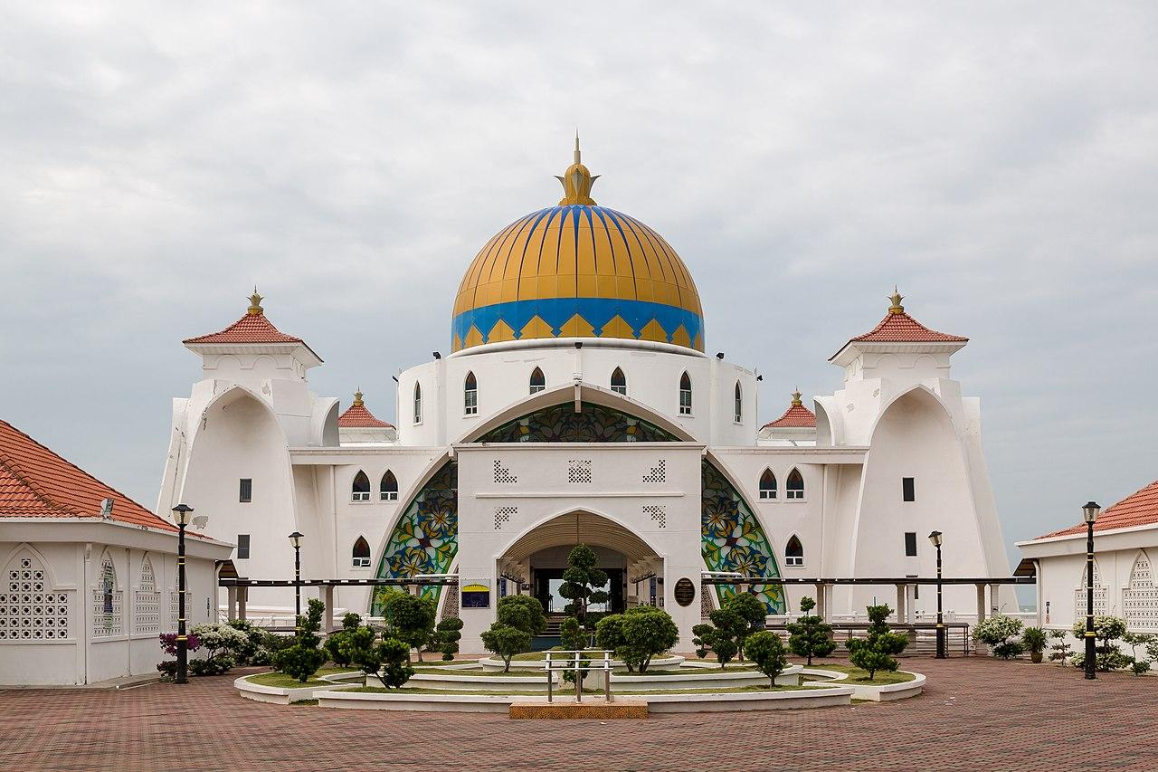 Malacca / Melaka Malaysia  city photos : Malacca Malaysia Malacca Straits Mosque 07