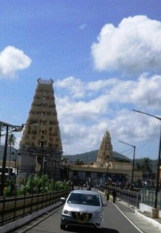 Male Mahadeshwara Hills - The temple complex