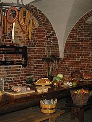 Malbork Castle - Malbork, Poland - Kitchen