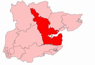 Maldon (UK Parliament constituency) - Maldon in Essex, 1918-45