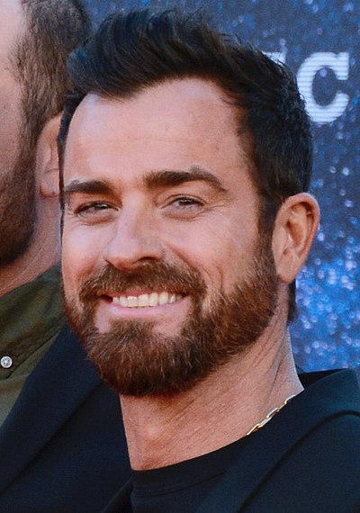 Justin Theroux, American actor and screenwriter