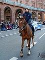 Mannheim - Berittene Polizei.JPG