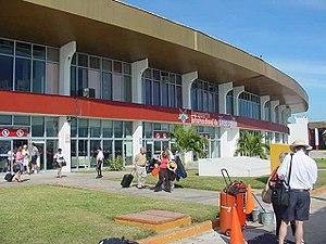 Playa de Oro International Airport - Image: Manz airport 1