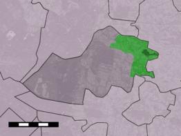 Locatie in de gemeente Leusden