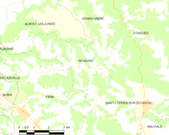 Map commune FR insee code 12173.png