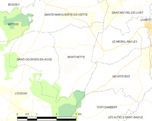 Map commune FR insee code 14450.png