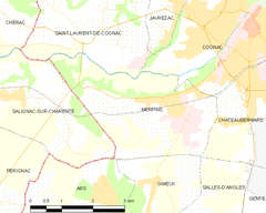 Map commune FR insee code 16217.png