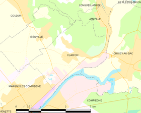 Map commune FR insee code 60156.png